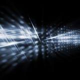 цепи световых маяков Стоковое Изображение RF