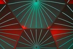 Цепи световых маяков Стоковые Изображения RF