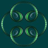 цепная вибрация Стоковые Изображения RF