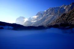 цепная гора Стоковое Фото