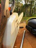 Цепная пила Stihl стоковая фотография