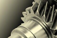 цепное колесо шестерни Стоковое Фото