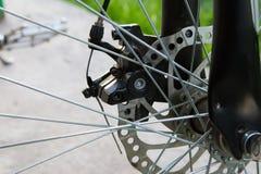Цепное колесо велосипеда Стоковое фото RF
