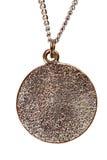 цепной привесной серебр Стоковая Фотография