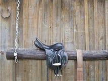 цепной scramble металла деревянный Стоковая Фотография