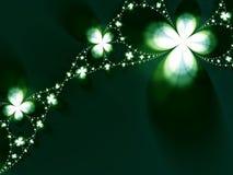 цепные цветки Стоковое Изображение RF