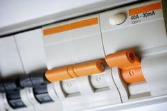 цепь выключателя Стоковая Фотография RF