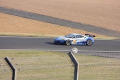 Цепь гоночного автомобиля Ле-Ман Стоковые Фото