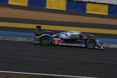 Цепь гоночного автомобиля Ле-Ман Стоковые Изображения RF
