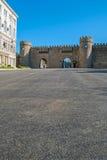 Цепь города Баку для европейца Grand Prix F1 Стоковые Фотографии RF