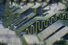 цепь доски стоковое изображение rf