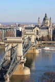 цепь моста Стоковая Фотография RF