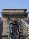 цепь моста Стоковые Фото