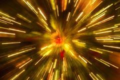 цепь световых маяков рождественской елки Стоковые Фотографии RF