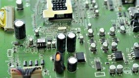 цепь электронная Стоковое фото RF