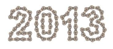 цепь 2013 Стоковые Фотографии RF