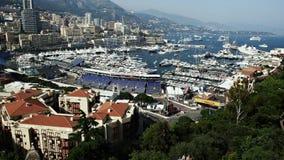 Цепь de Монако Стоковое Изображение