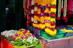 церемониальные цветки Стоковая Фотография RF