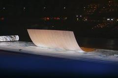 Подъемы стены Стоковая Фотография