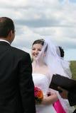 Церемония венчания Стоковые Фото