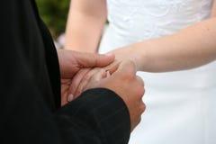 Церемония венчания Стоковая Фотография RF