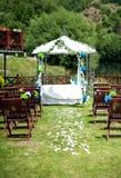 Церемония венчания Стоковое фото RF
