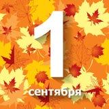 1 церемония цветет зрачки сентябрь Стоковое Изображение RF
