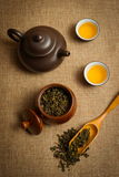 Церемония чая Стоковые Фото