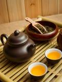 Церемония чая Стоковое Изображение RF
