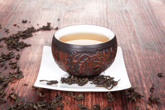 Церемония чая. стоковое изображение