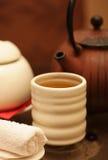Церемония чая Стоковые Изображения
