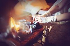 Церемония чая Стоковые Фотографии RF