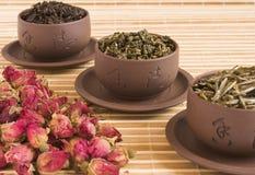 Церемония чая стоковое изображение