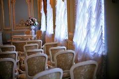 Церемония Hall Стоковые Изображения