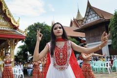 Церемония Naga индусская в Таиланде Стоковая Фотография