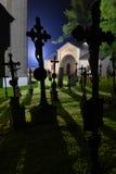 церковный двор Стоковое Изображение