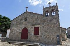 Церковь †Pinhel «St Mary стоковая фотография rf