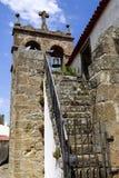 Церковь †Pinhel «St Mary стоковое фото