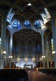 церковь аббатства Стоковые Изображения