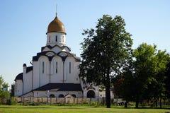 церковь Александра nevsky Стоковые Фото