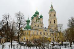 Церковь аннунциации Стоковая Фотография RF