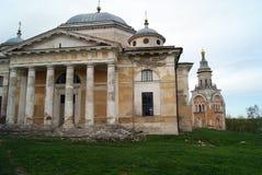 Церковь аннунциации стоковое изображение