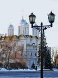 Церковь 12 апостолов в Москве Кремле Всемирное наследие ЮНЕСКО Стоковое фото RF