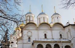 Церковь 12 апостолов в Москве Кремле Всемирное наследие ЮНЕСКО Стоковые Фото