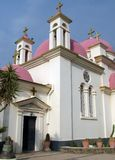Церковь 12 апостолов Стоковые Фото