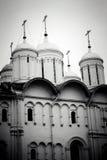 церковь 12 апостолов kremlin moscow Место всемирного наследия Unesco Стоковое Изображение RF