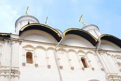 церковь 12 апостолов kremlin moscow Место всемирного наследия Unesco Стоковое Фото