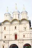 церковь 12 апостолов kremlin moscow Место всемирного наследия Unesco Стоковое Изображение