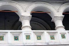церковь 12 апостолов kremlin moscow Стоковое Фото