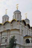 церковь 12 апостолов kremlin moscow Стоковые Фото
